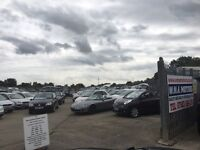 Used car sales 60 cars on site from £300-£4000 open All weekend