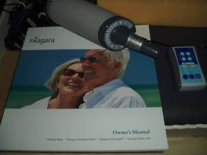 Niagara Thermo Cyclopad Massager AND Niagara Hand Held Massager. Rothwell Redcliffe Area Preview