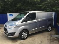 2014 64 Ford Transit Custom 2.2TDCi ( 125PS ) 290 Limited Tailgate Van