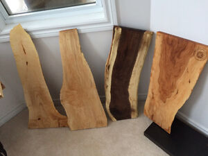 Live edge charcuterie/cutting boards. Cambridge Kitchener Area image 2