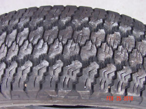 265-70R16 Goodyear Wranglers for sale