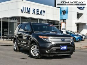 2015 Ford Explorer XLT  - Certified - Bluetooth - $90.37 /Wk