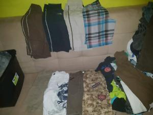Méga lot (+ 100 morceaux )de vêtements 6-6×