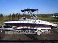 2016 Bayliner 175 Bowrider Wakeboard Tower Boat