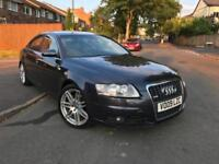 AUDI A6 2.7 TDI S LINE LE MANS AUTO 2009 1 OWNER FROM NEW
