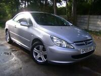 2005 Peugeot 307 2.0 2dr 2 door Coupe