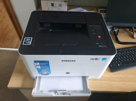 Xpress c430w Samsung colour printer