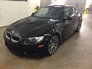 2008 BMW M3 Coupe 6speed manual