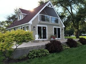FAWN ISLAND COTTAGE plus 2 building lots on St Clair River Sarnia Sarnia Area image 2