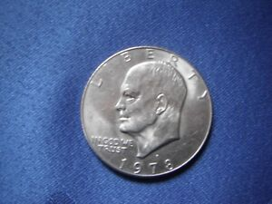 "Coin - U.S.A. Lightly Circulated ""Ike"" Liberty 1978 Dollar"