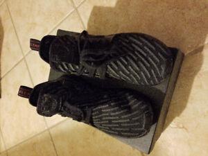NMD XR1 Triple Black $120