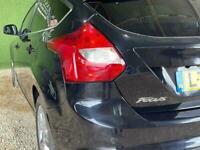 2014 Ford Focus 2.0 TITANIUM X TDCI 5d 161 BHP Hatchback Diesel Automatic