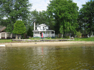 Waterfront cottage or home less than 4 hours from GTA