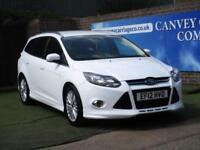 2012 Ford Focus 1.6 TDCi Zetec S 5dr