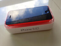 PINK IPHONE 5 C TO SELL/ IPHONE 5 C ROSE À VENDRE