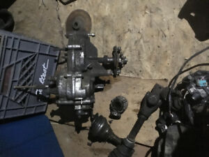 transmission vtt 6x6 polaris big boss 97
