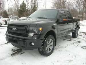2014 Ford F-150 FX4 Super Crew Cab