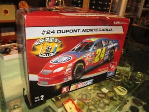 No. 24 DUPONT MONTE CARLO Scale 1:25 By ERTL