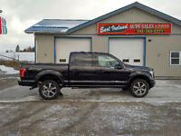 2016 Ford F-150 Lariat Sport 4x4 Pickup Truck Peterborough Peterborough Area Preview
