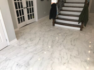 Do you need help with marble or tile? Then call to us