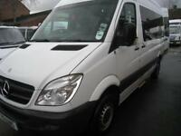 Mercedes-Benz SPRINTER 313 CDI 12 SEAT MINI BUS COACH SPECK