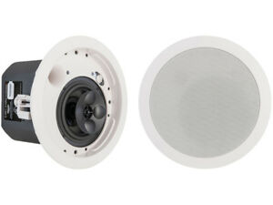 KLIPSCH IC-525-T In-Ceiling Speakers REFURBISHED - NOW 66% OFF!!