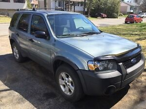 Ford Escape AWD 2005 PAS DE ROUILLE SUPER AUBAINE