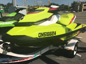 ***SEA DOO GTI & SPARK - WELL MAINTAINED, LOW HRS!