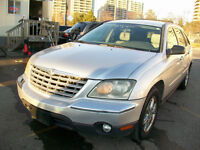 2004 Chrysler Pacifica Touring AWD , Navi ,Dvd , Roof
