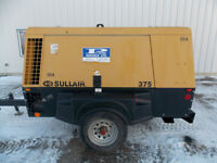 2007 Sull Air 375CFM Air Compressor