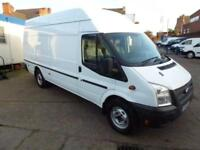 Ford Transit 2.2TDCi ( 125PS ) ( EU5 ) ( RWD ) 350L 350 LWB 2013 ideal camper