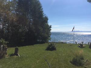 Cottage Rental on Lake Superior