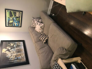 Free couch! Need gone ASAP! (Could use slipcover)