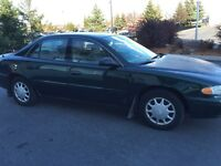 2004 Buick Century. Safetied and E Tested. 2600 OBO