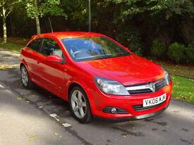 Vauxhall/Opel Astra 1.9CDTi SRi 16v (150ps) Sport Hatch - 2006/06 Reg