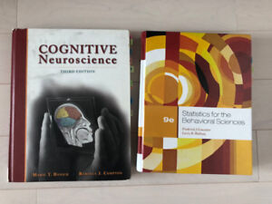 Statistics for the behavioral sciences buy or sell books in york university psyc 2021 psyc 3250 textbooks fandeluxe Choice Image