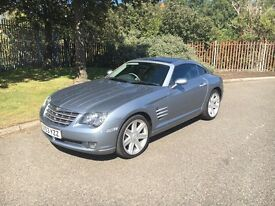 2004/53 Chrysler Crossfire 3.2 V6 Auto cheapest and best in uk