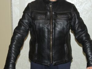 Ladies Leather Motorcycle Jacket $100.00 OBO