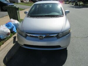 2007 Honda Civic For Sale Reduced