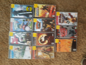 11 PSP games for $30.