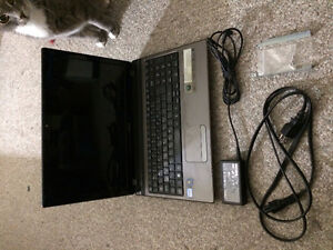 Acer Aspire Laptop (No HDD)