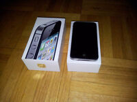 APPLE iPHONE 4S WITH CHARGER AND ORIGINAL BOX - TELUS/KOODO
