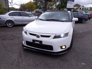 2012 Scion TC LEATHER/SUNROOF AUTOMATIC SAFETY +2 YEARS WARRANTY