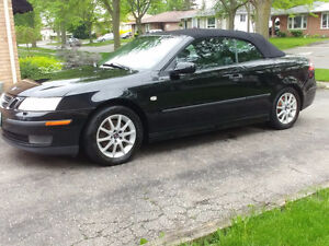 2005 Saab 9-3 Arc Turbo Convertible Go Topless  Sell  or Trade