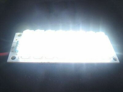 5v 24-led Super Bright White Piranha Led Board Night Led Lights Lamp