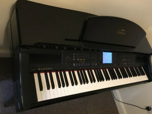 Yamaha Clavinova 109 Digital Piano and Stool