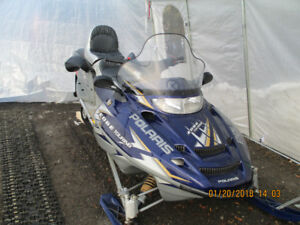 polaris 2005 edge touring 50