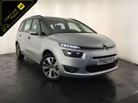 2013 63 CITROEN C4 GR PICASSO EHDI MPV DIESEL 1 OWNER SERVICE HISTORY FINANCE PX