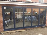 Bi Fold Door Fitting Service - Bi Fold Doors, Sliding Folding Doors, New Wave Doors