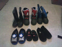boys winter boots rubber boots slippers and girls shoes